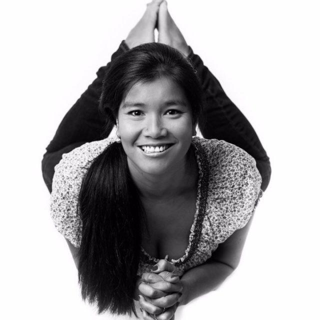 Anouk Hummel / Yin yoga