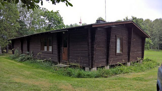 The Yogashala with double rooms
