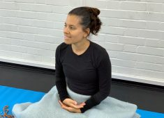 Body and Environment in meditation