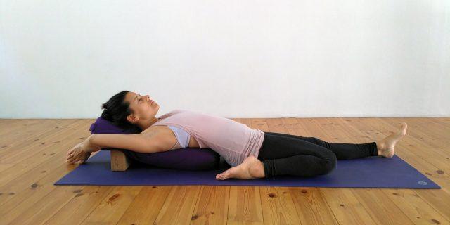 Tamara Ashley / Meditation, Restorative Yoga and Anatomy